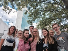 young leaders bei der UN
